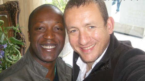 Herby Moreau et Dany Boon