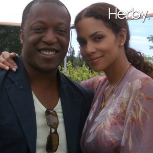 Herby Moreau et Halle berry