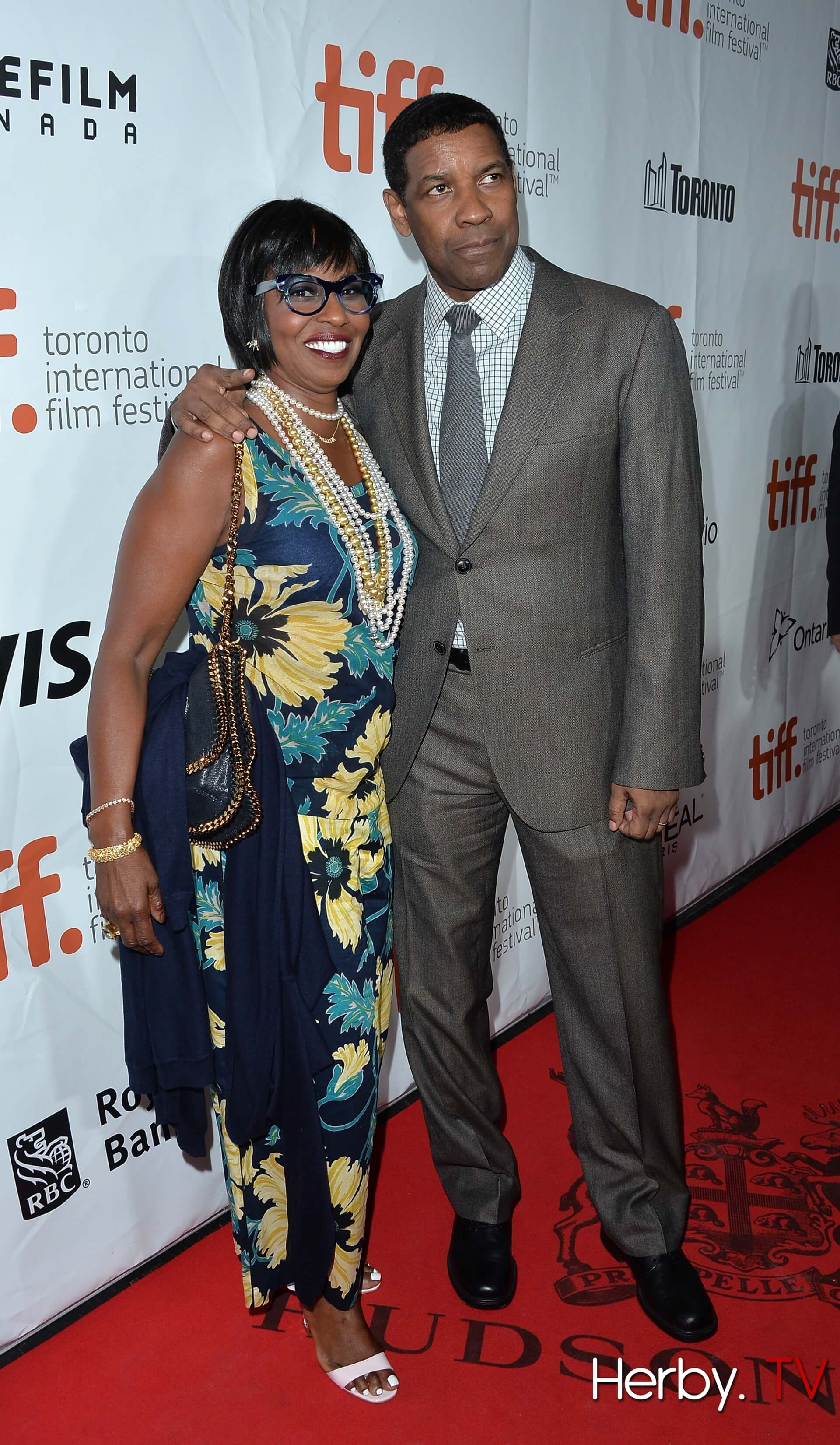 """The Equalizer"" Premiere - Red Carpet - 2014 Toronto International Film Festival"