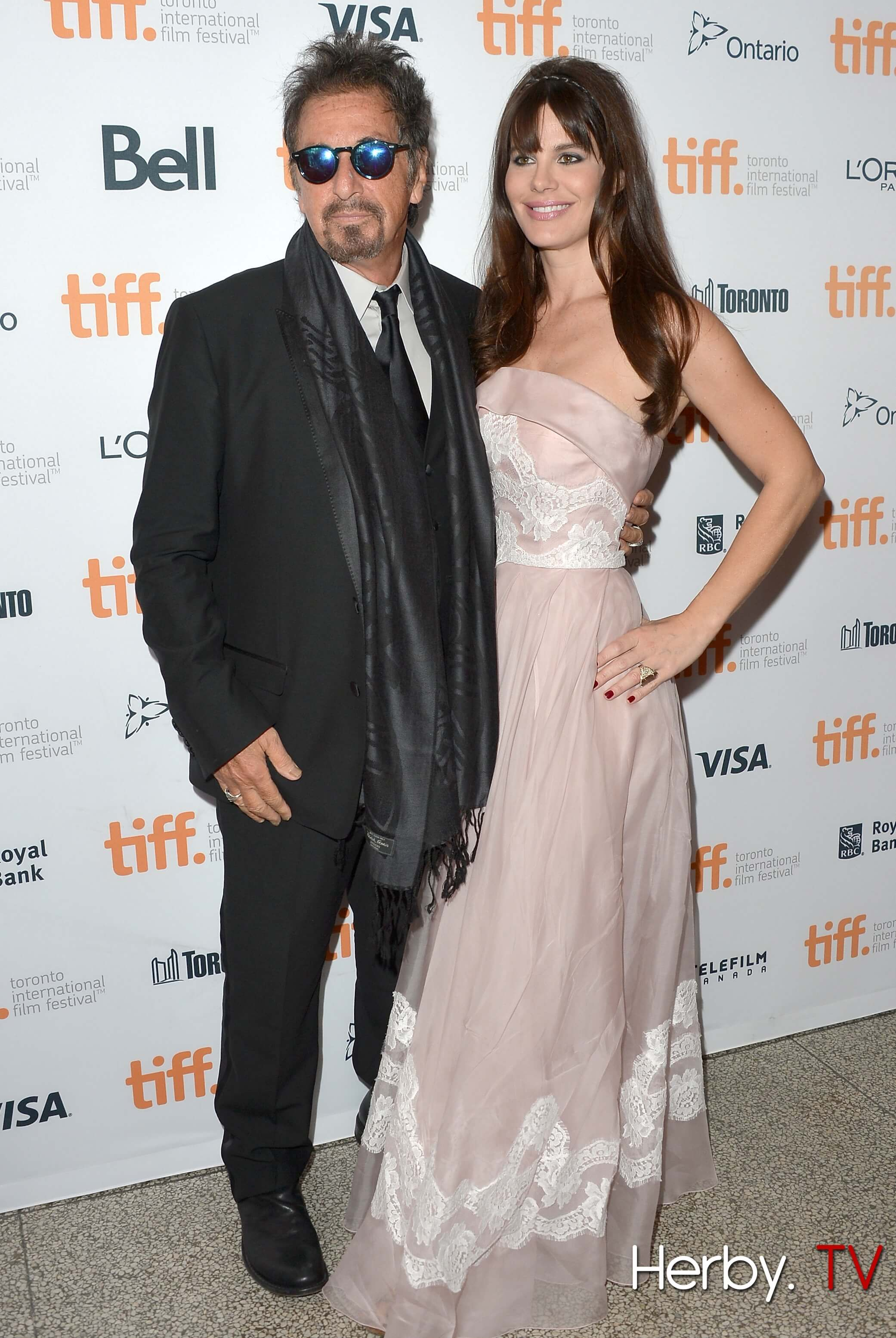 """The Humbling"" Premiere - Red Carpet - 2014 Toronto International Film Festival"
