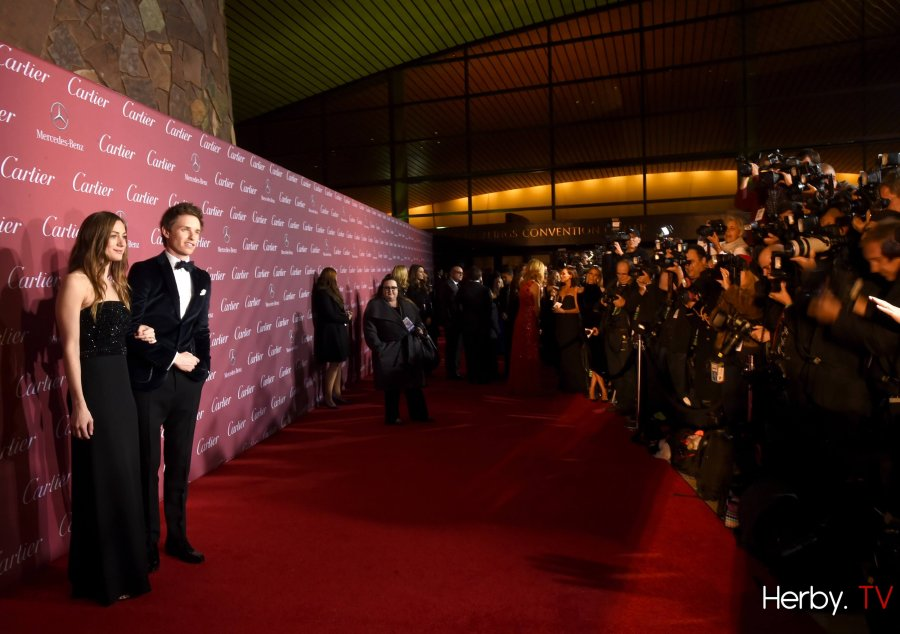 26th Annual Palm Springs International Film Festival Film Festival Awards Gala - Red Carpet